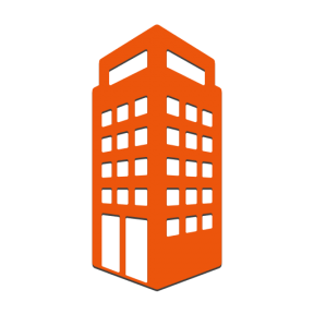 Icon Graphic - #SimpleIcon #IconElement #block #buildings #office #tower