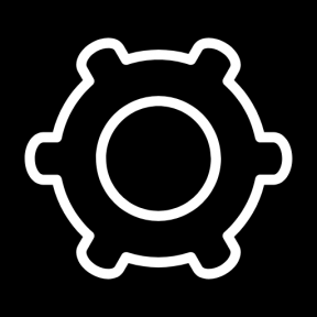 Icon Graphic - #SimpleIcon #IconElement #cogwheel #options #cogwheels #cog #gears #transport