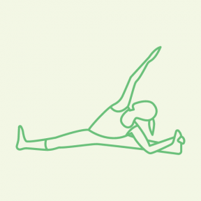 Icon Graphic - #SimpleIcon #IconElement #excercise #pilates #calm #yoga #relaxing #sport #sports