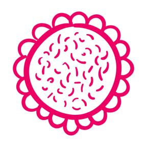 Icon Graphic - #SimpleIcon #IconElement #flower #petals #nature #garden #sunflower