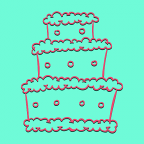 Icon Graphic - #SimpleIcon #IconElement #food #birthday #wedding #cake #bakery #cakes