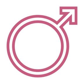 Icon Graphic - #SimpleIcon #IconElement #gender #signs #mars #men #masculine #sex #man