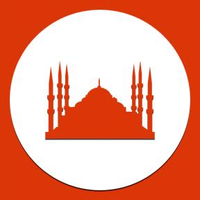 Icon Graphic - #SimpleIcon #IconElement #geometrical #shapes #islam #shape #istanbul #turkey #geometric #circular #symbol