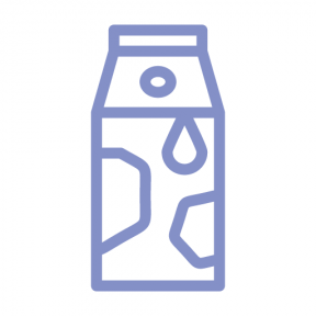 Icon Graphic - #SimpleIcon #IconElement #healthy #dairy #breakfast #organic #calcium