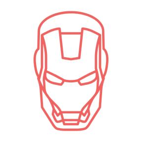 Icon Graphic - #SimpleIcon #IconElement #logotype #marvel #superheroe #movie #comic
