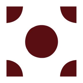 Icon Graphic - #SimpleIcon #IconElement #panels #boxy #squares #circle #bars #diamonds