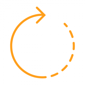 Icon Graphic - #SimpleIcon #IconElement #rotating #rotate #circular #arrow #curve #arrows