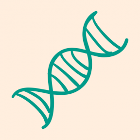Icon Graphic - #SimpleIcon #IconElement #shape #educational #chain #dna #science #education #hand