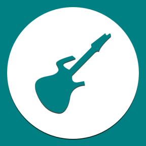Icon Graphic - #SimpleIcon #IconElement #shape #music #black #musical #essentials