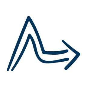 Icon Graphic - #SimpleIcon #IconElement #sidestep #scribble #right #turn #arrows #Dodge
