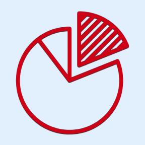 Icon Graphic - #SimpleIcon #IconElement #statistics #financial #pie #stats #finances #chart #presentation