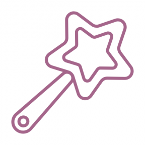 Icon Graphic - #SimpleIcon #IconElement #toy #toys #shapes #star #rattles #shape #baby