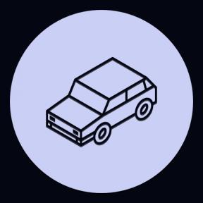 Icon Graphic - #SimpleIcon #IconElement #transport #shape #circular #geometrical #circle #vehicle #car #automobile