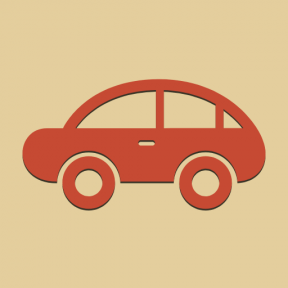 Icon Graphic - #SimpleIcon #IconElement #vehicle #transport #view #profile #car #automobile #side #travel