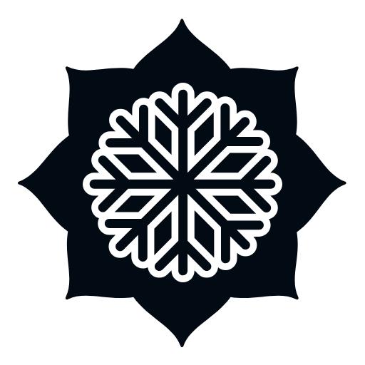 Black, And, White, Leaf, Design, Font, Line, Symmetry, Pattern, Visual, Arts, Symbol, Frame,  Free Image