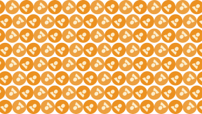 HD Pattern Design - #IconPattern #HDPatternBackground #network #people #shapes #avatar #profile #rounded
