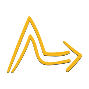 Icon Graphic - #SimpleIcon #IconElement #arrows #scribble #Dodge #turn #sidestep #right