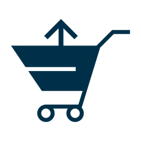 Icon Graphic - #SimpleIcon #IconElement #arrows #arrow #shopping #business #store #up #cart #online