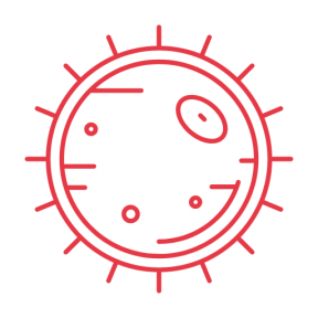 Icon Graphic - #SimpleIcon #IconElement #biology #science #medical #cell #nature #natural #Microscopic