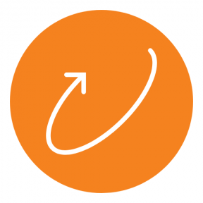 Icon Graphic - #SimpleIcon #IconElement #button #shapes #arrows #curve #arrow #adding #circular #circle #add