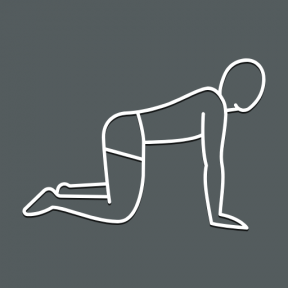 Icon Graphic - #SimpleIcon #IconElement #excercise #people #pilates #relaxing #calm #sport #yoga
