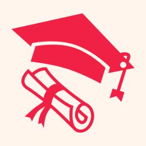 Icon Graphic - #SimpleIcon #IconElement #hat #cap #graduation #tool #diploma #education