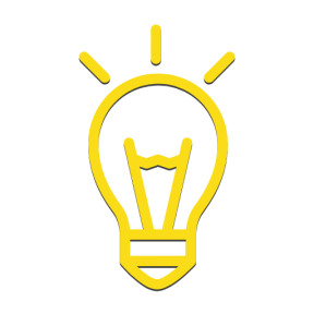 Icon Graphic - #SimpleIcon #IconElement #illumination #electricity #idea #lights #invention