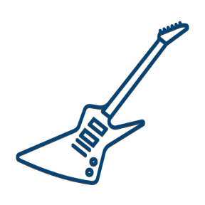 Icon Graphic - #SimpleIcon #IconElement #instrument #music #musical #bass #string