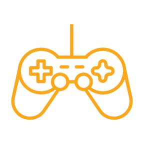 Icon Graphic - #SimpleIcon #IconElement #joystick #gamepad #technology #controller #game #console #gaming #gamer