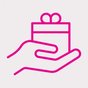 Icon Graphic - #SimpleIcon #IconElement #present #gesture #christmas #gestures #romantic