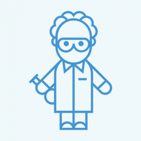 Icon Graphic - #SimpleIcon #IconElement #scientific #chemistry #chemical #people #laboratory #chemicals #lab