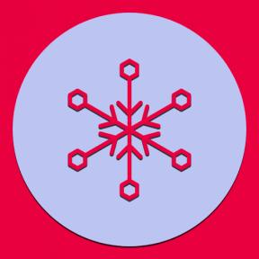 Icon Graphic - #SimpleIcon #IconElement #snowy #snowing #shape #nature #essentials #geometric #geometrical #symbol