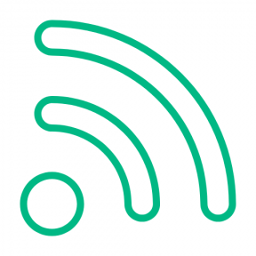 Icon Graphic - #SimpleIcon #IconElement #technology #connection #connectivity #wireless #wifi #signal #signals #internet