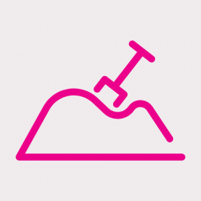 Icon Graphic - #SimpleIcon #IconElement #workers #gardening #buildings #constructions #shovel