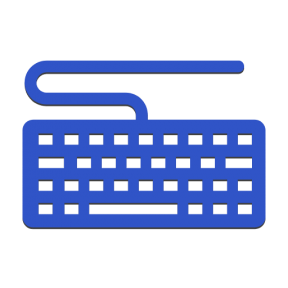 Icon Graphic - #SimpleIcon #IconElement #writing #computer #tool #technology #key #keyboard