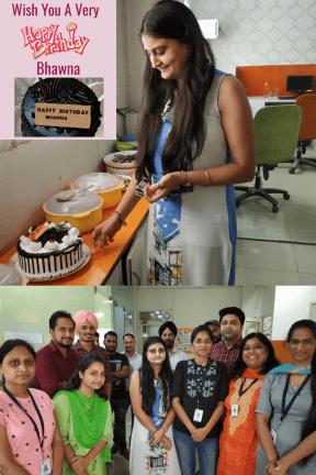 Bhawna Birthday Celebration