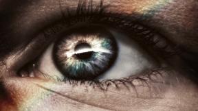 Photo Filter - #PhotoEffect #PhotoFilter #PhotographyFilter #purple #iris #organ #up #eyelash