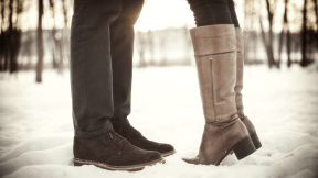 Photo Filter - #PhotoEffect #PhotoFilter #PhotographyFilter #On #trousers #snow #snowy #kiss #photograph #freezing #boot