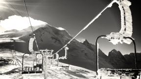 Photo Filter - #PhotoEffect #PhotoFilter #PhotographyFilter #sport #covered #snowy #alps #winter #snow #range #Snow #lifts