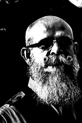 Photo Filter - #PhotoEffect #PhotoFilter #PhotographyFilter #rabbi #facial #hair #beard #elder
