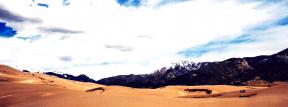 Photo Filter - #PhotoEffect #PhotoFilter #PhotographyFilter #landscape #sand #singing #dune #ecosystem #aeolian #cloud #hill