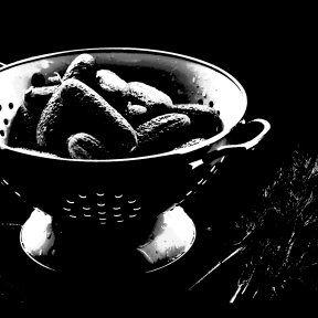 Photo Filter - #PhotoEffect #PhotoFilter #PhotographyFilter #next #table #life #Colander #with #fresh #dish #still
