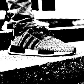 Photo Filter - #PhotoEffect #PhotoFilter #PhotographyFilter #stone #Houston #photography #sneakers #shoe #A #patterned #sportswear