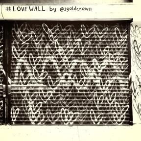 Photo Filter - #PhotoEffect #PhotoFilter #PhotographyFilter #wall #mural #cover #metal #hearts #art #Graffiti