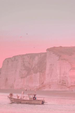 Photo Filter - #PhotoEffect #PhotoFilter #PhotographyFilter #badlands #horizon #tourism #landscape #sea #heritage #site #world