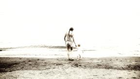 Photo Filter - #PhotoEffect #PhotoFilter #PhotographyFilter #down #summer #mother #photograph #walking #vacation #A #shore #daughter