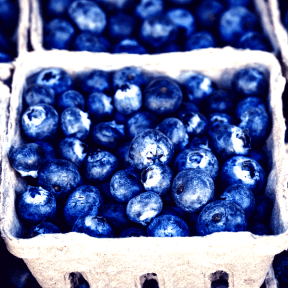 Photo Filter - #PhotoEffect #PhotoFilter #PhotographyFilter #blue #Baskets #farmer's #fruit #fresh #food #produce #superfood #berry #sale