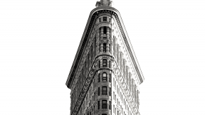 Photo Filter - #PhotoEffect #PhotoFilter #PhotographyFilter #national #Black #Flatiron #looking #black #monochrome #and #skyscraper #building #white