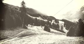 Photo Filter - #PhotoEffect #PhotoFilter #PhotographyFilter #over #range #hills #mountainous #grass #Orres #mountain #zipline #alps #valley