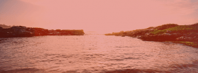 Photo Filter - #PhotoEffect #PhotoFilter #PhotographyFilter #waterway #Sirenis #water #Ocean #lake #reservoir #loch